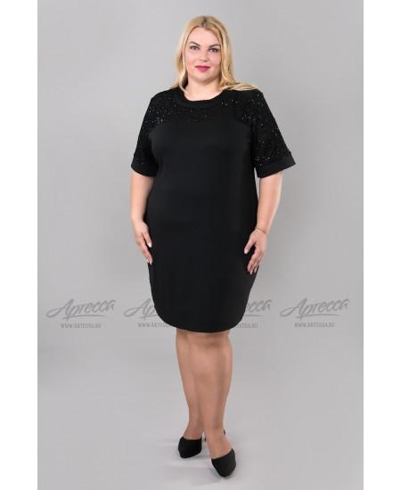 Платье PP01906BLK 00 цвет черный