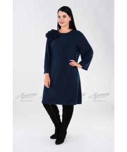 Платье PP02106DBL00 цвет синий
