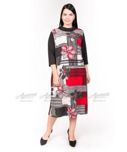 Платье PP16006BLK25 цвет черный