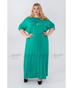 Платье PP201 03 GRN цвет зеленый
