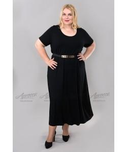 Платье PP218 03 BLK цвет черный