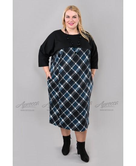 Платье PP24006BLK22 цвет черный
