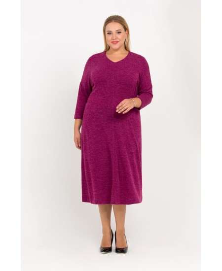 """Платье """"Ева"""" цвет фиолетовый"""