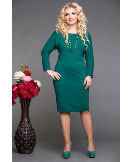 """Платье """"Лиза""""  цвет зеленый"""