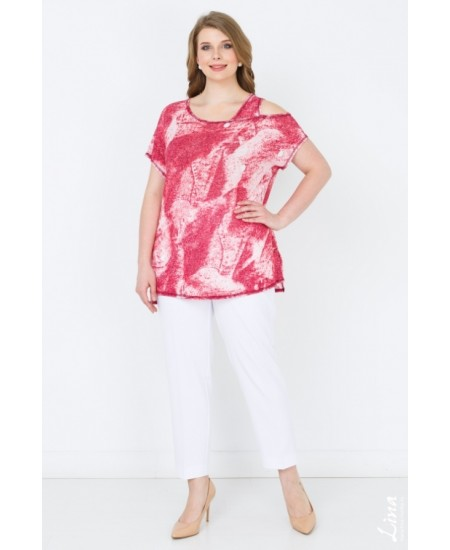 "Блуза ""Бали"" цвет розовый"