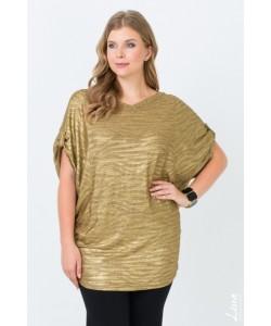 "Блуза ""Этери"" цвет золото"