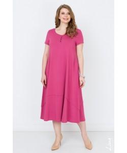 """Платье """"Джоли"""" цвет розовый"""