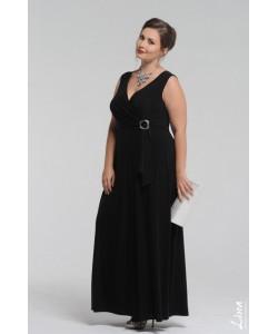 """Платье """"Миледи"""" цвет черный"""