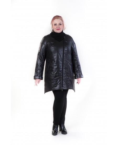 Демисезонная куртка Светлана черный