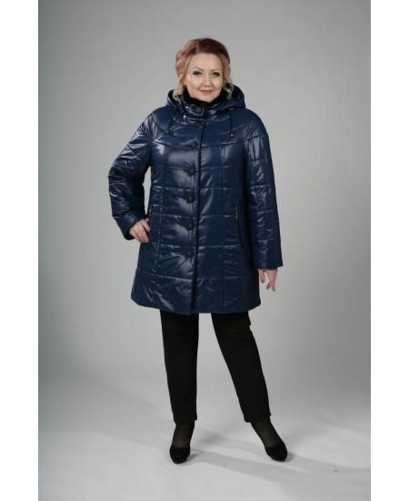 Куртка зимняя Влада синий