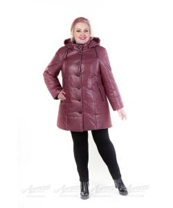 Куртка зимняя Влада бордо